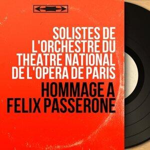 Solistes de l'Orchestre du Théâtre national de l'Opéra de Paris 歌手頭像