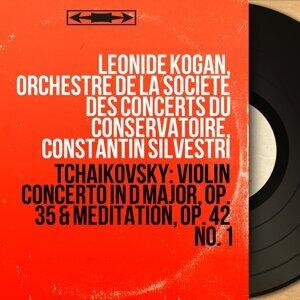 Leonide Kogan, Orchestre de la Société des concerts du Conservatoire, Constantin Silvestri 歌手頭像