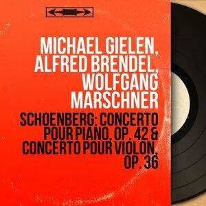 Michael Gielen, Alfred Brendel, Wolfgang Marschner 歌手頭像