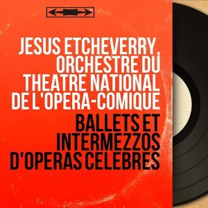 Jésus Etchéverry, Orchestre du Théâtre national de l'Opéra-Comique 歌手頭像