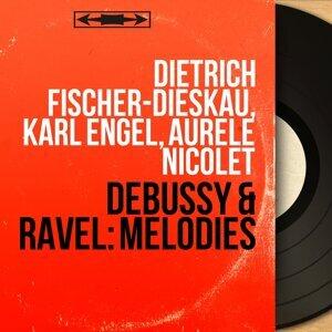 Dietrich Fischer-Dieskau, Karl Engel, Aurèle Nicolet 歌手頭像