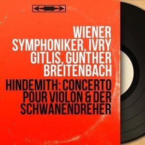 Wiener Symphoniker, Ivry Gitlis, Günther Breitenbach 歌手頭像