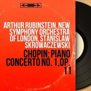 Arthur Rubinstein, New Symphony Orchestra of London, Stanislaw Skrowaczewski 歌手頭像