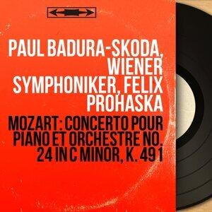 Paul Badura-Skoda, Wiener Symphoniker, Felix Prohaska 歌手頭像