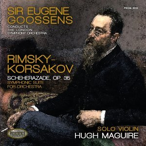 London Symphony Orchestra, Sir Eugene Goossens, Hugh Maguire 歌手頭像