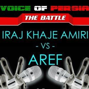 Iraj Khaje Amiri, Aref