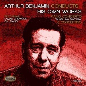 London Symphony Orchestra, Arthur Benjamin, Lamar Crowson 歌手頭像