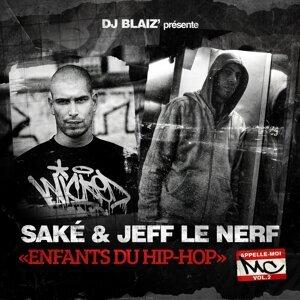 Saké, Jeff Le Nerf 歌手頭像