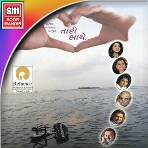 Parthiv Gohel, Kavita Krishnamurati, Sadhna Sargam 歌手頭像