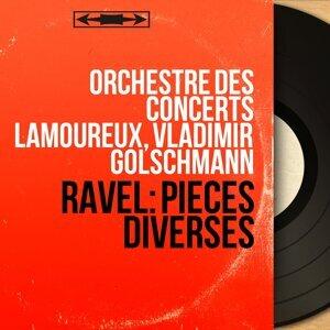 Orchestre des Concerts Lamoureux, Vladimir Golschmann 歌手頭像