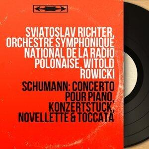 Sviatoslav Richter, Orchestre symphonique national de la radio polonaise, Witold Rowicki 歌手頭像