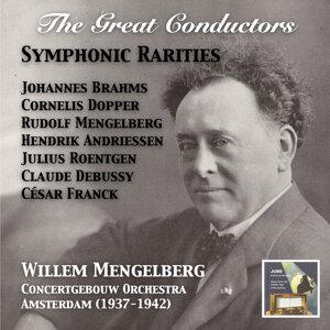 Willem Mengelberg (威廉‧孟根堡) 歌手頭像