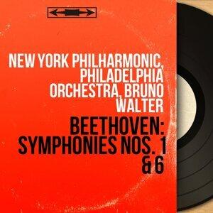 New York Philharmonic, Philadelphia Orchestra, Bruno Walter 歌手頭像