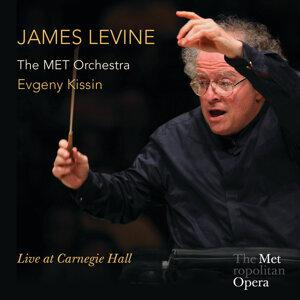 The MET Orchestra,Evgeny Kissin,James Levine 歌手頭像