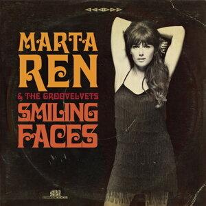 Marta Ren & The Groovelvets 歌手頭像