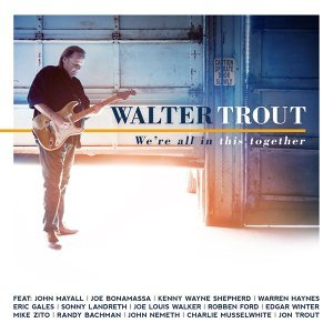 Walter Trout 歌手頭像