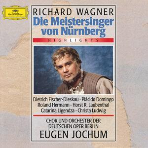 Plácido Domingo,Dietrich Fischer-Dieskau,Orchester der Deutschen Oper Berlin,Christa Ludwig,Eugen Jochum,Catarina Ligendza 歌手頭像