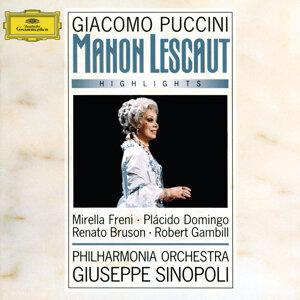 Plácido Domingo,Mirella Freni,Renato Bruson,Giuseppe Sinopoli,Philharmonia Orchestra,Robert Gambill 歌手頭像