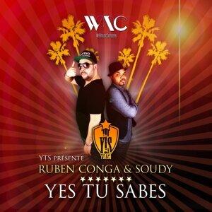 Ruben Conga, Soudy 歌手頭像