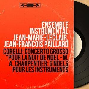 Ensemble instrumental Jean-Marie-Leclair, Jean-François Paillard 歌手頭像