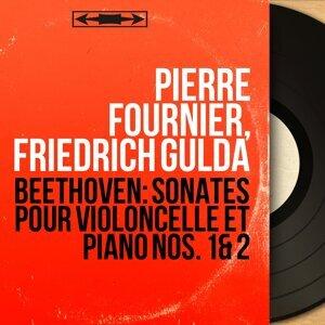 Pierre Fournier, Friedrich Gulda 歌手頭像