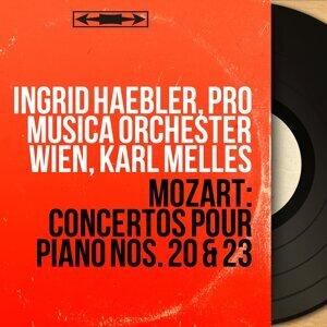 Ingrid Haebler, Pro Musica Orchester Wien, Karl Melles 歌手頭像