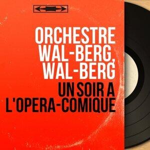 Orchestre Wal-Berg, Wal-Berg 歌手頭像
