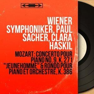 Wiener Symphoniker, Paul Sacher, Clara Haskil 歌手頭像