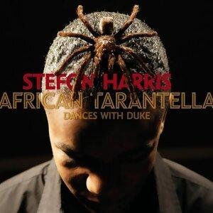 Stefon Harris (史提芬‧哈利斯)