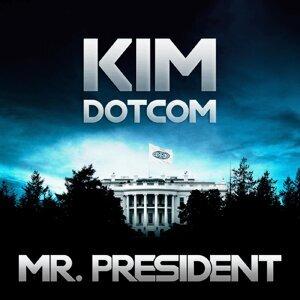 Kim Dotcom 歌手頭像