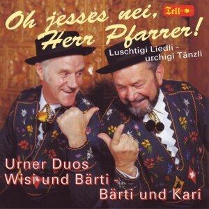 Oh jesses nei, Herr Pfarrer! 歌手頭像