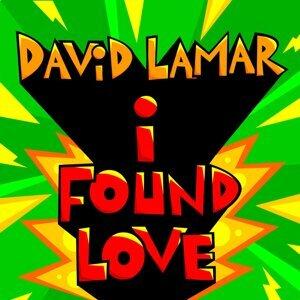 David Lamar 歌手頭像