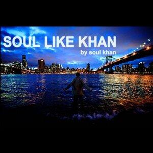 Soul Khan 歌手頭像