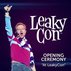 LeakyCon 歌手頭像