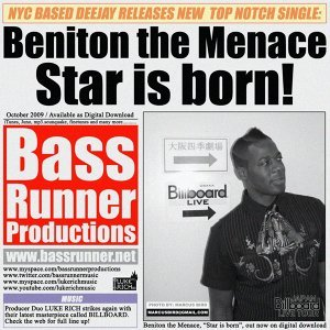 Beniton the Menace 歌手頭像