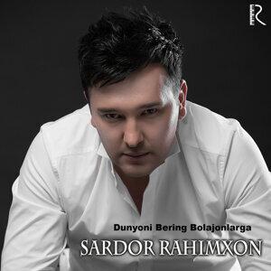 Sardor Rahimxon 歌手頭像