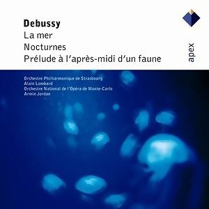 Debussy : Orchestral works アーティスト写真