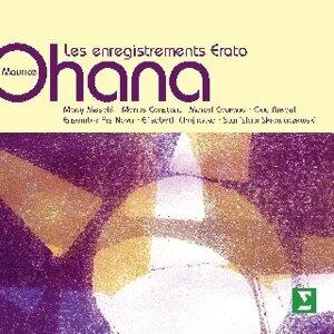Maurice Ohana 歌手頭像