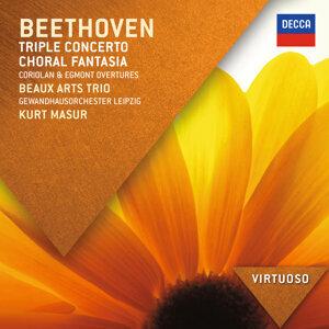 Kurt Masur,Beaux Arts Trio,Gewandhausorchester Leipzig 歌手頭像
