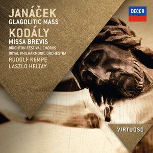 Rudolf Kempe,Brighton Festival Chorus,Laszlo Heltay,Royal Philharmonic Orchestra 歌手頭像