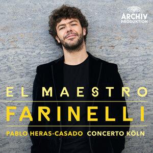 Pablo Heras-Casado,Concerto Köln 歌手頭像