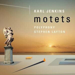 Stephen Layton,Polyphony 歌手頭像