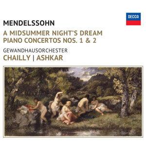 Gewandhausorchester Leipzig,Saleem Ashkar,Riccardo Chailly 歌手頭像