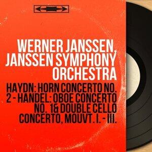Werner Janssen, Janssen Symphony Orchestra 歌手頭像