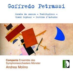Compania Ensemble des Symphonieorchesters Münster, Andrea Molino 歌手頭像