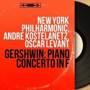 New York Philharmonic, Andre Kostelanetz, Oscar Levant 歌手頭像