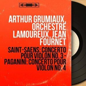 Arthur Grumiaux, Orchestre Lamoureux, Jean Fournet 歌手頭像