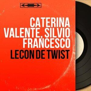 Caterina Valente, Silvio Francesco 歌手頭像