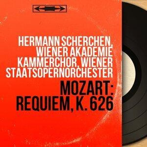 Hermann Scherchen, Wiener Akademie Kammerchor, Wiener Staatsopernorchester 歌手頭像