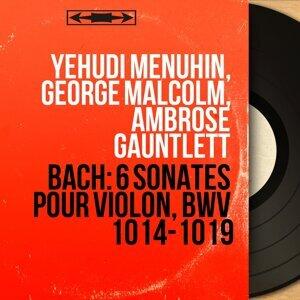 Yehudi Menuhin, George Malcolm, Ambrose Gauntlett 歌手頭像